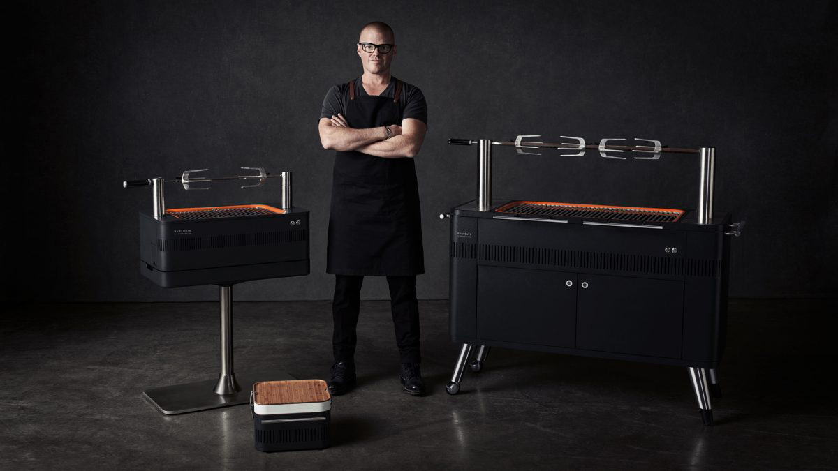 Everdure by Heston Blumenthal Wins German Design Award