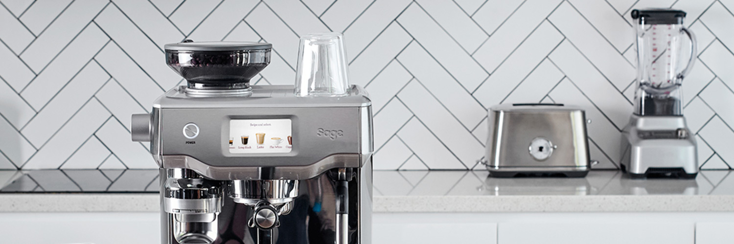 Sage Revolutionises Coffee Making at Home