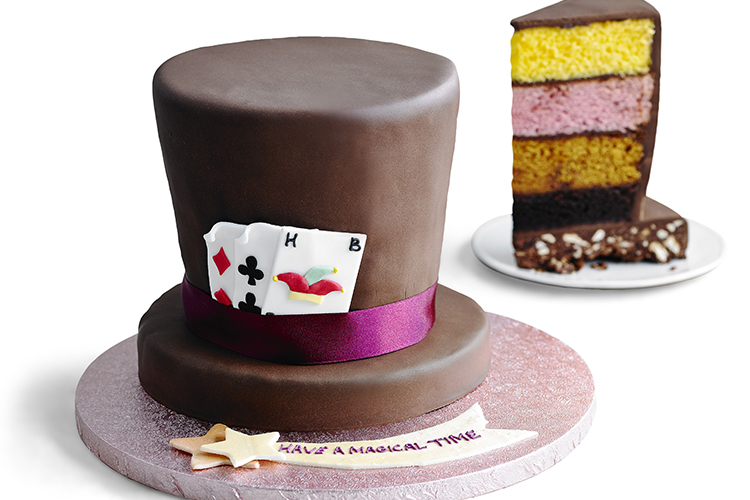 An Amazing Top Hat To Celebrate The Fat Duck Group