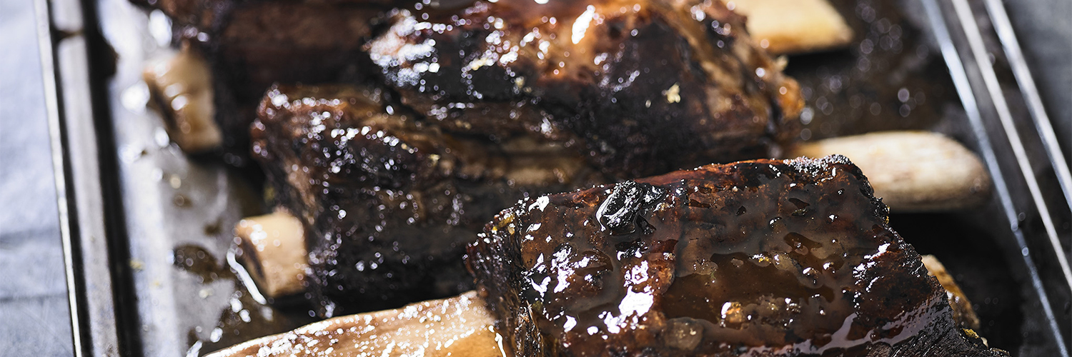 Citrus and Chili-braised Short Ribs