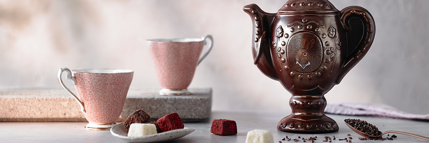 Heston from Waitrose The Chocolate Teapot
