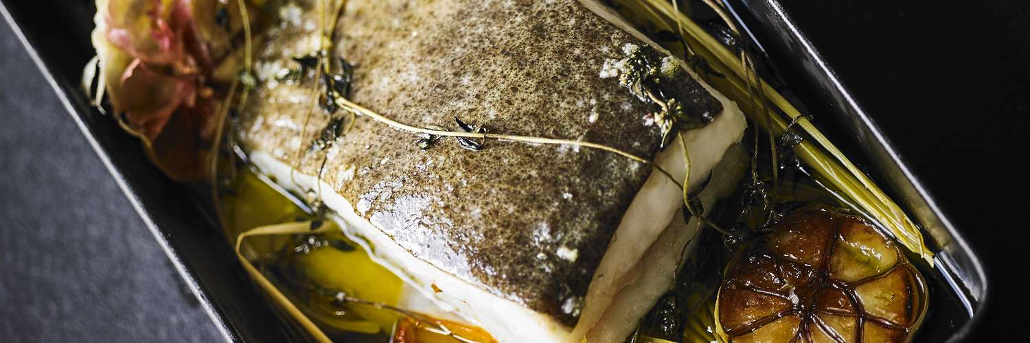 Aromatic Turbot